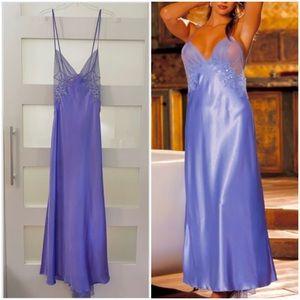 Lavender Nightgown Lingerie